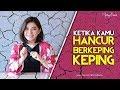 Download Lagu KETIKA KAMU HANCUR BERKEPING-KEPING Motivasi  Spoken Word  Merry Riana Mp3 Free