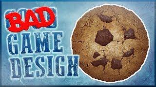 Bad Game Design - Clicker Games