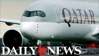Angry wife assaults husband on flight after discovering he