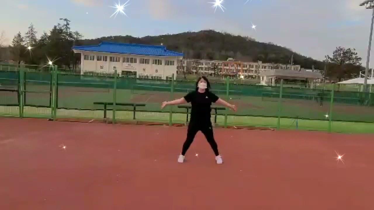 남원시체육회_생활체조 만인광장 4