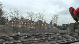 preview picture of video 'Petts Wood to Bickley on Thumper 1001'