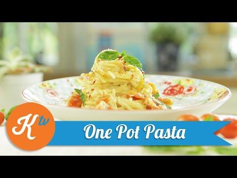 Resep One Pot Pasta | PUTRI MIRANTI