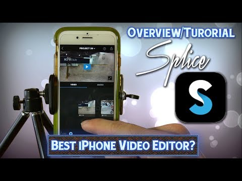 Splice – Overview & Tutorial – iPhone Video Editor