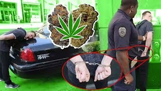 SELLING WEED TO COPS PRANK! (GONE WRONG)