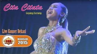 Gambar cover MANTAFF ... Cita Citata' - Goyang Dumang (Live Konser Bekasi 22 Mei 2015)