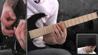Darkest Hour Demons Guitar Lesson