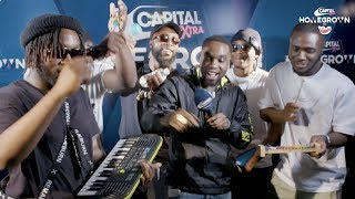 NSG Recreate 'Options' On Kids Musical Instruments | Homegrown Live With Vimto | Capital XTRA
