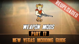 Installing Weapon Mods