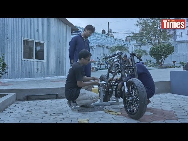 Made in Nepal: Yatri Electric Motorcycle