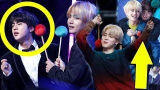 BTS Funny Moments At Golden Disk Awards 2019
