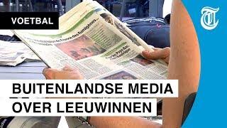 Franse kranten lyrisch over opkomst Oranje Leeuwinnen