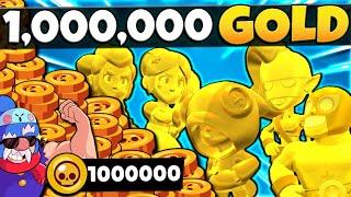 I Gemmed 1,000,000 GOLD for All TRUE GOLD Skins! & HUGE Gale and Nani Buffs! July Update