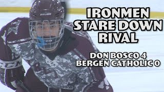 Don Bosco Prep 4 Bergen Catholic 0 | Conference | Ironmen 4th shutout of 2019