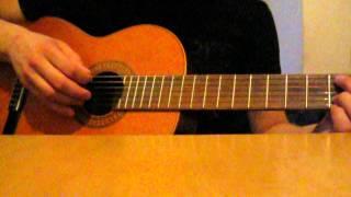 """Guitar lesson - """"Hands Clean"""" by Alanis Morissette"""