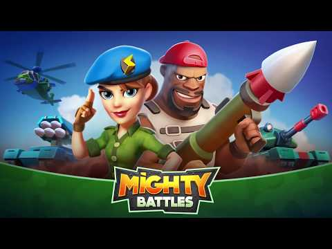 Vídeo do Mighty Battles