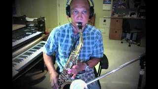Richard Marx - Right Here Waiting - (Saxophone Cover)