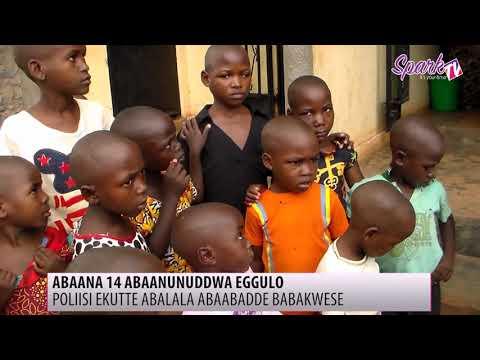 Ebya abaana 14 abanunuddwa ewa Bishop omufere biranze