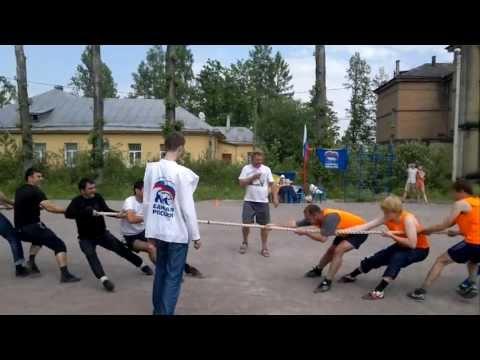 День России в Петро-Славянке