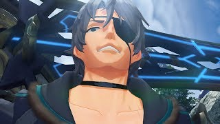 Xenoblade 2 - Zeke Boss Fight #18 - dooclip.me