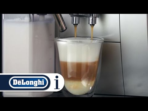 How to Make a Cappuccino  in Your De'Longhi Magnifica S ECAM 22.360.S Coffee Machine