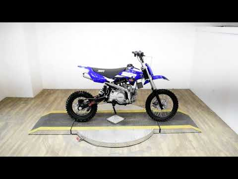 2021 SSR Motorsports SR125 AUTO in Wauconda, Illinois - Video 1