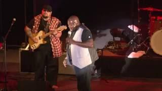 "JK0639F SUGARAY RAYFORD Blues Band (USA) "" Le Film du Concert "" Bagnols Blues Festival 2016 """