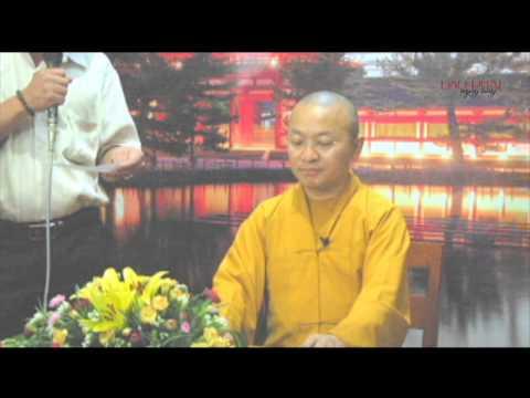 Vấn đáp: Biển Đông, Giáo hội, đồng tu và không sợ hãi  (28/05/2014) - Thích Nhật Từ