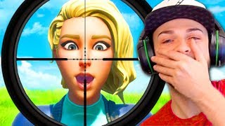 Reacting to the FUNNIEST Fortnite FAILS!