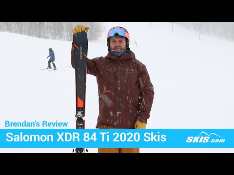 Video: Salomon-XDR-84-TI-Skis-2020-3-45