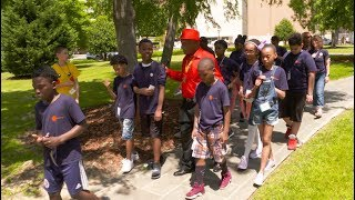 A Civics Lesson   Inspiring Students to Become Active Citizens