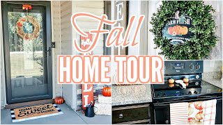 FALL HOME TOUR 2019 // FALL FARMHOUSE DECOR IDEAS