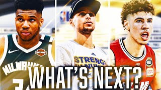 What's Next for the Golden State Warriors | (ft.  Steph Curry, Giannis, Lamelo Ball)