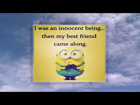 Download Funny Friendship Quotes for Best Friends Mp4 HD Video and MP3