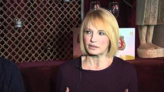 Ellen Barkin & Sam Levinson Talk Another Happy Day