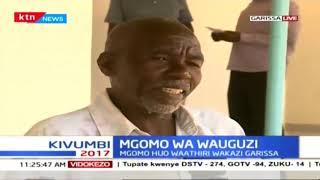 Hisia za msimamizi wa wauguzi Garissa Referral Hospital kuhusiana na mgomo unaoendelea
