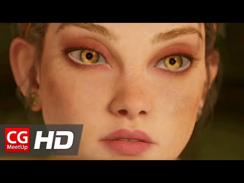 "CGI Animated Short Film: ""No Trace"" by Paris Marin 