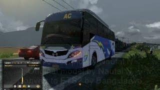 ETS2 Mod Bus Discovery Sugeng Rahayu Hino ATB