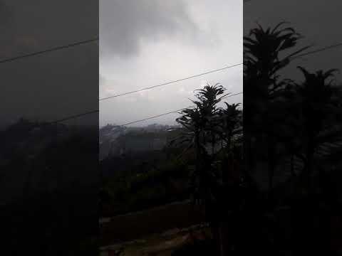 Pemandangan dari SDN 03 Gumeng, Jenawi