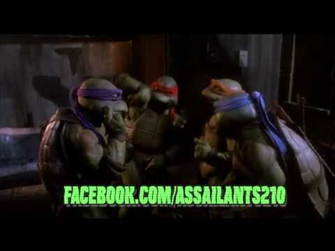 ASSAILANTS - Cowabunga!!!!!!!!!!