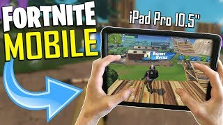 FAST MOBILE BUILDER on iOS / 145+ Wins / Fortnite Mobile + Tips & Tricks! | Kholo.pk