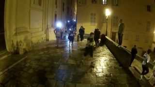 preview picture of video 'City Trail A Spassighjata Bastia 2014'