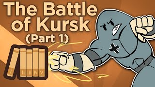 The Battle of Kursk - Operation Barbarossa - Extra History - #1
