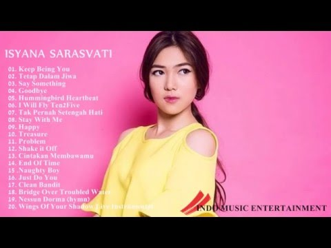 ISYANA SARASVATI - Full Album & Best Cover 2015 - INDO MUSIC ENTERTAINMENT