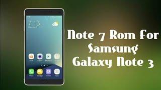 S8/NOTE 8 PORT FOR NOTE 3 [MagMa NX ROM] - Самые лучшие видео
