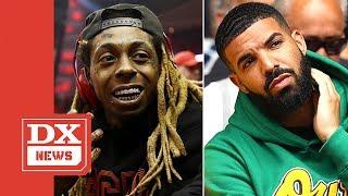 "Lil Wayne Explains Why Drake Isn't Featured On ""Tha Carter V"""