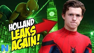 Spider-Man Sequel Title LEAKED by Tom Holland! | NW News
