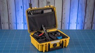 B&W Outdoor Case Typ 1000 Hartschalenkoffer