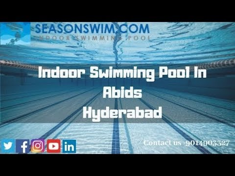 Indoor Swimming Pool In Abids || lakdikapul || Hyderabad