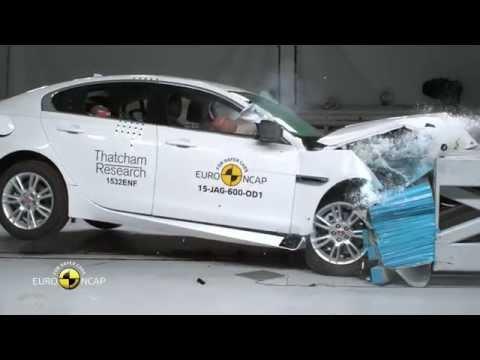 NCAP: Jaguar XE