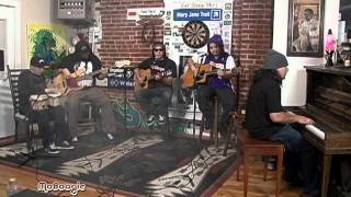 """TRIBAL SEEDS """"The Garden"""" - Stripped Down Session @ The MoBoogie Loft"""
